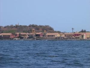 Het slaveneiland Ile de GoreeN